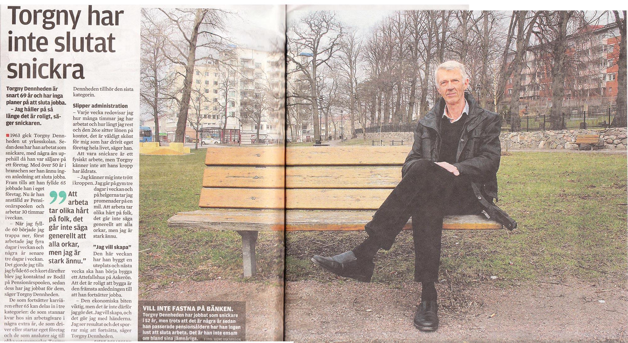 Pensionärspoolen i Kungälvs-Posten d0d9f9045b2c5